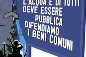 Acqua Pubblica – Buon compleanno referendum!