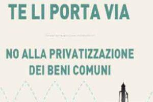 Promuovere i Beni Comuni, Fermare il Decreto Madia