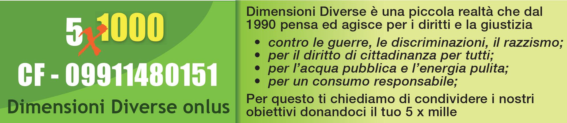 5x1000 a DimDiv