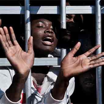 carceri-Libia