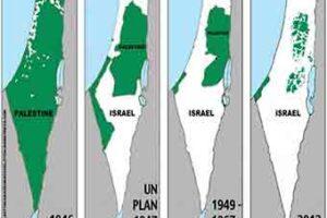 Palestina 1917-2017:  cent'anni di menzogne e soprusi