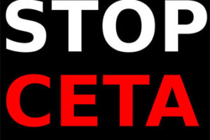 Oltre 5500 candidati alle elezioni sono #StopCETA