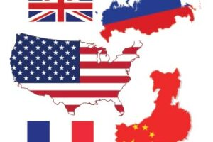 I cinque imperi militari del mondo