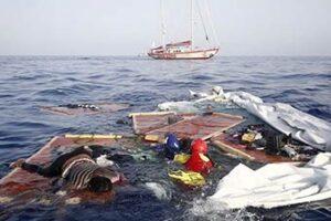 Nel Mediterraneo un'inarrestabile strage