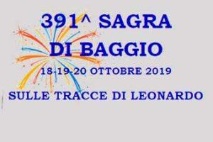 ALLA SAGRA DI BAGGIO – PRESENTE !