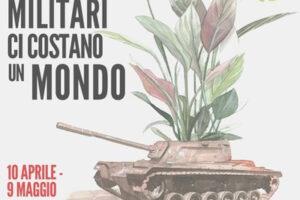 Più 3,6% le spese militari nel mondo – Più 6% quelle italiane