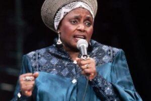 Miriam Makeba e le sue sorelle